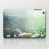 hollywood iPad Cases featuring Hollywood by Joëlle Paquet