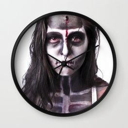 How Do I Look? Wall Clock