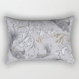 Goldfish, make a wish! Rectangular Pillow