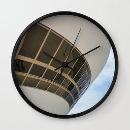 N I E M E Y E R | architect | MAC Wall Clock
