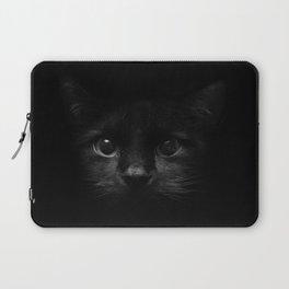 Black Cat 01 Laptop Sleeve