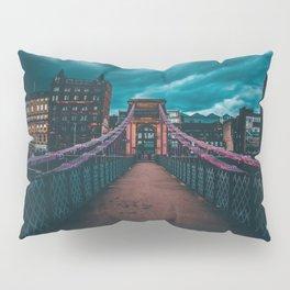 Bridging The Gap. Pillow Sham