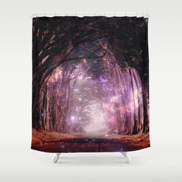 Grown Away Shower Curtain