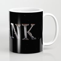 tank girl Mugs featuring TANK by Missmia82