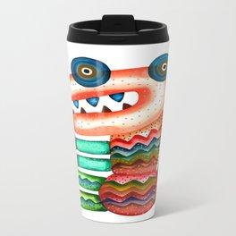 Tyrannosaurus Metal Travel Mug