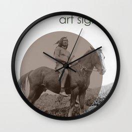 art signals  Wall Clock