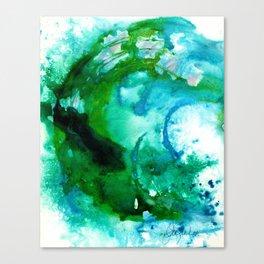 Fantasy Wave Canvas Print