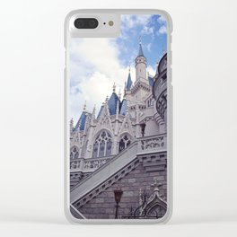 The wild blue yonder  Clear iPhone Case