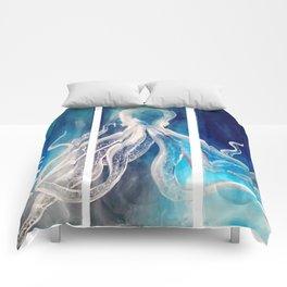Octopus Tryptic Comforters