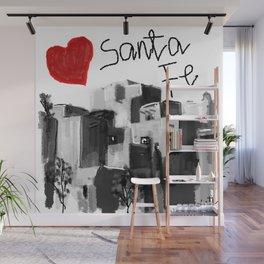 I love Santa Fe Wall Mural