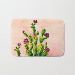 The Cactus Patch Bath Mat