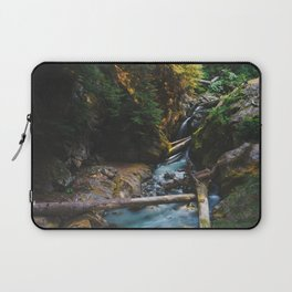 White Chuck River - Pacific Crest Trail, Washington Laptop Sleeve