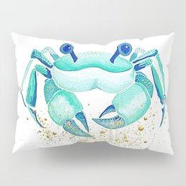 Neptune's Crab Pillow Sham