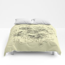 The Way Back Comforters