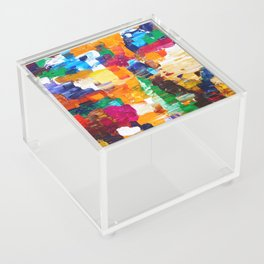 Life In Color Acrylic Box