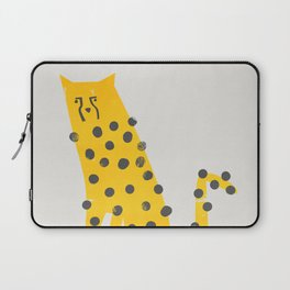Speedy Cheetah Laptop Sleeve