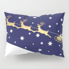 Christmas Santa Claus Pillow Sham