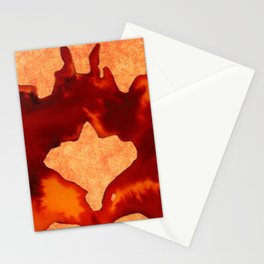 Stain Rorschach Stationery Cards