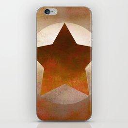 Star Composition VIII iPhone Skin