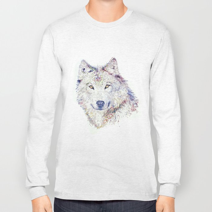 """Homo homini lupus est."" Long Sleeve T-shirt"