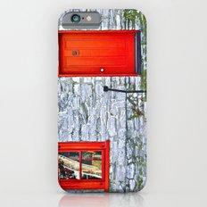 Winchester Red Door Slim Case iPhone 6s