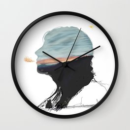 Dream No.1 Wall Clock