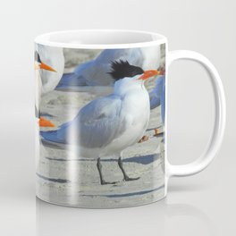 Elegant Terns Coffee Mug