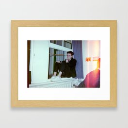 kyle Framed Art Print