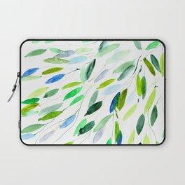 Nature love || watercolor Laptop Sleeve