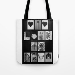 I Love To Drum Tote Bag