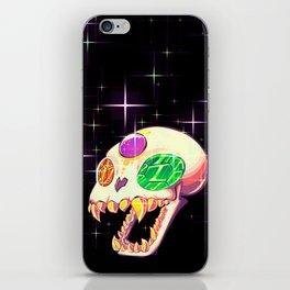 SKELETON WAR iPhone Skin