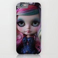 Sweet Death Shinigami (Ooak BLYTHE Doll) Slim Case iPhone 6s