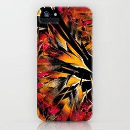 Jungle Trip (sunglow) iPhone Case