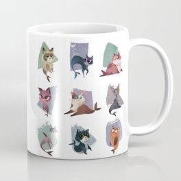 Mercats Coffee Mug
