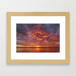 Brightlingsea, Essex Framed Art Print