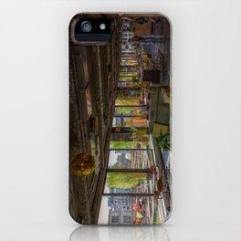Bar Gloed iPhone Case