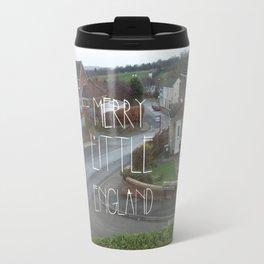 Merry Little England Travel Mug