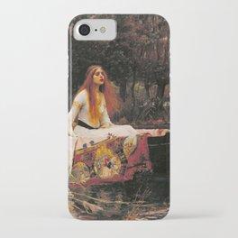 The Lady of Shalott iPhone Case