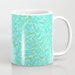 Boomerang Aqua Coffee Mug
