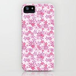 Valentine's Floral iPhone Case