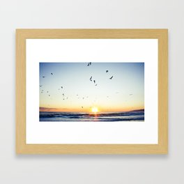 """FLY ME AWAY"" Framed Art Print"