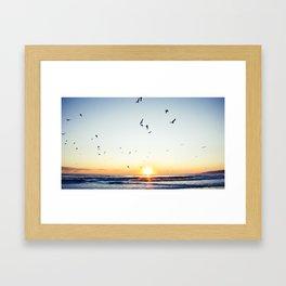 """""""FLY ME AWAY"""" Framed Art Print"""
