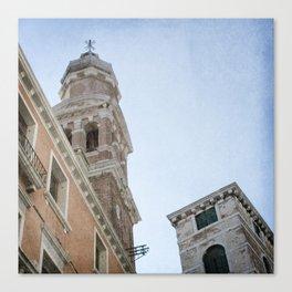 The Venetian Spire - Italy Canvas Print