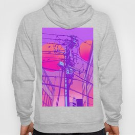 Anime Wires Hoody