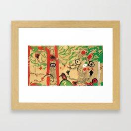 Tree Ashe Framed Art Print