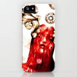 Delta of Venus 3 iPhone Case