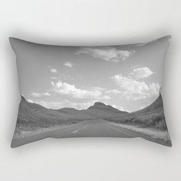 Western Highway Rectangular Pillow