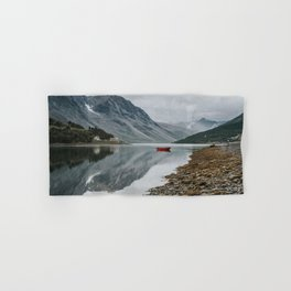Norway I - Landscape and Nature Photography Hand & Bath Towel