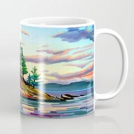 Skedans Islet Coffee Mug