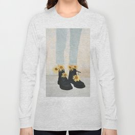 My Boots Long Sleeve T-shirt